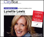 Motivational Speaker - Lynette Lewis in Tulsa People Magazine